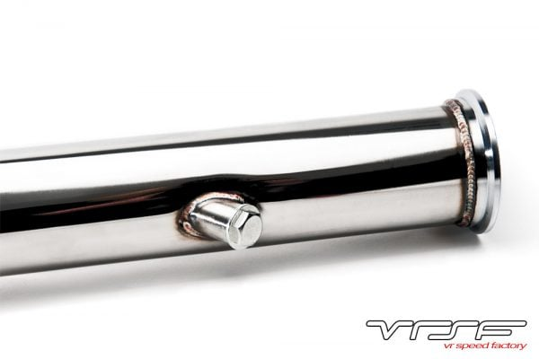 "Muse Motorsports 3"" V-Band Stainless Steel Catback Exhaust 03-06 Evo 8 & 9-94"