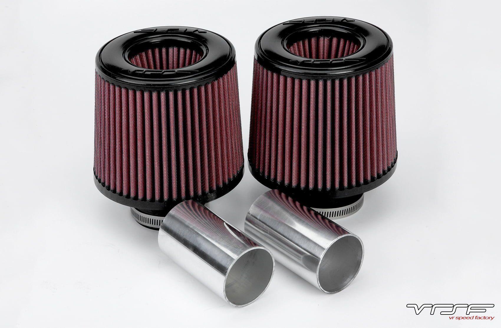 VRSF Performance Intake Kit 07-13 BMW N54 135i/335i/535i E88/E90/E92/E60