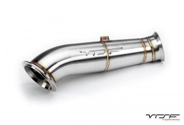 N55 F30 BMW Brushed Catless Downpipe