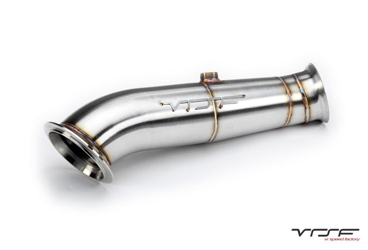 VRSF N55 Downpipe Upgrade for 2012 - 2018 BMW M135i, M235i, M2, 335i & 435i  F20/F21/F22/F30/F32/F33/F87