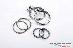 VRSF Replacement Downpipe Gaskets & Hardware BMW 135i, 335i, 535i, Z4, M3 & M4 N54/N55/S55-3195