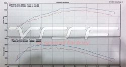 VRSF OEM Location High Flow Silicone Inlet Intake Kit N54 07-10 BMW 135i/335i/535i/1M/Z4-2964