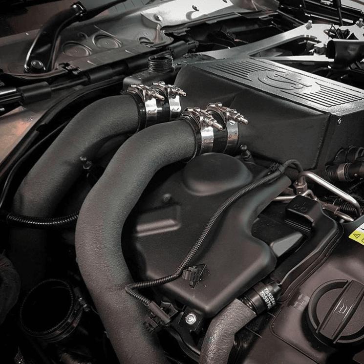Bmw M4 Turbo Upgrade Kit: VRSF Charge Pipe Upgrade Kit 15-19 BMW M3, M4 & M2