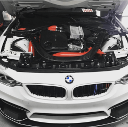 VRSF Charge Pipe Upgrade Kit 15-18 BMW M3 & M4 F80 F82 F87 S55-3093