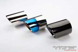 VRSF 90mm Stainless Steel Exhaust Tips 15+ F87 BMW M2-0