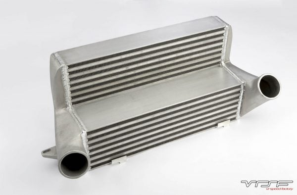 "VRSF 1000whp 7.5"" Stepped Race Intercooler FMIC Upgrade Kit 07-12 135i/335i N54 & N55 E82/E90/E92-3107"