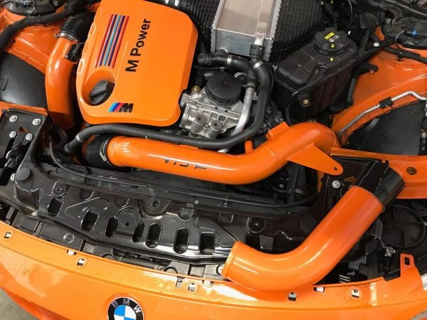 VRSF Front Facing Air Intakes 2015+ BMW M3 & M4 F80 F82 S55 -0