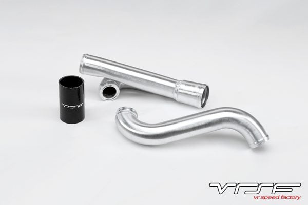 VRSF N54 Aluminum Turbo Outlet Charge Pipe Upgrade Kit 07-13 BMW 135i/335i/535i/Z4/1M E82/E88/E89/E90/E92/E60-0