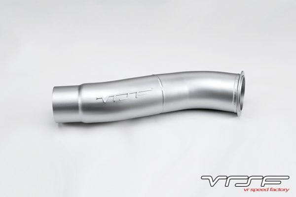 VRSF Stainless Steel Catless Downpipe N55 11-18 BMW X3 35i & X4 35i F25/F26-3187