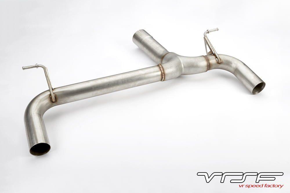 VRSF Stainless Steel Race Muffler for F30/F32 N55 2013 - 2017 BMW 335i &  435i
