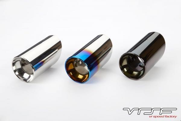 "VRSF Slip-on 3.5"" Stainless Steel Exhaust Tips 2012+ F Chassis BMW-0"