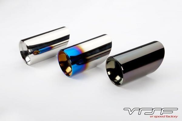 "VRSF Slip-on 3.5"" Stainless Steel Exhaust Tips 2012+ F Chassis BMW-3251"