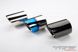 VRSF Stainless Steel Muffler Delete for 07-13 BMW 335i/335xi/335is E90/E91/E92/E93 N54 & N55-3207