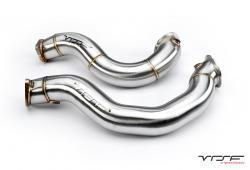 VRSF N54 Down Pipes